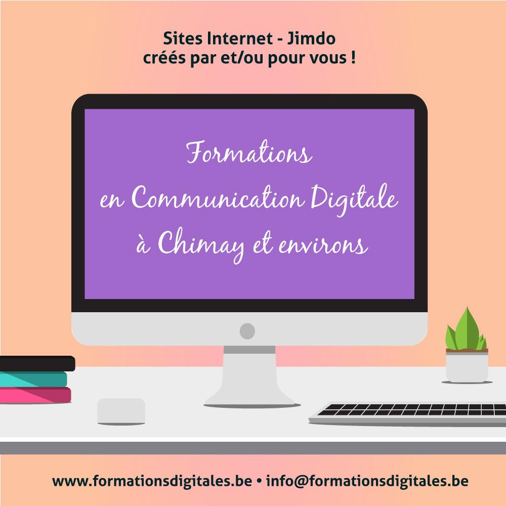 Site Internet JIMDO
