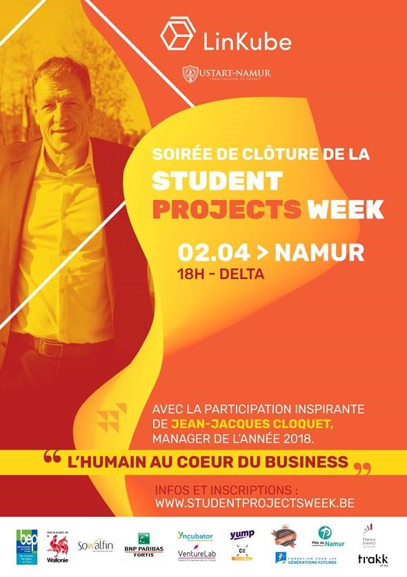 Student Projects Week 2020 - 02 avril - Namur