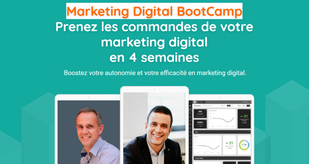 BootCamp Marketing Digital