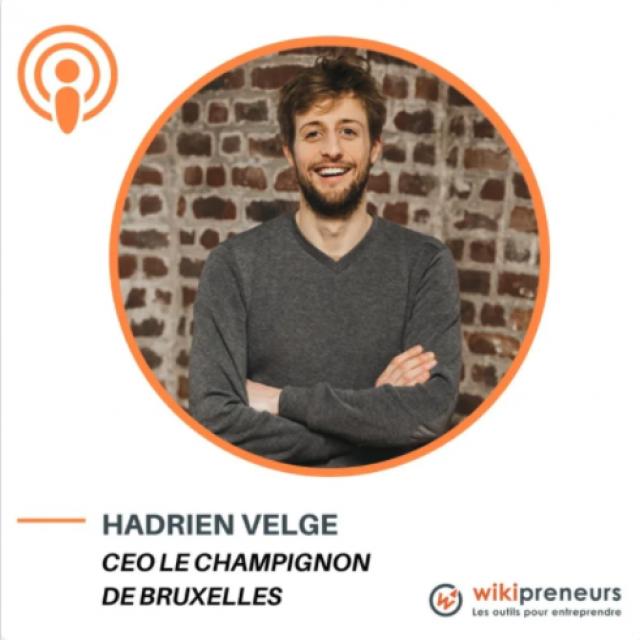 Episode 1 - Le Champignon de Bruxelles - de l'idée au projet